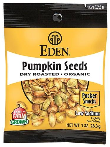 Eden Foods PumpkinSeed PocketSnack